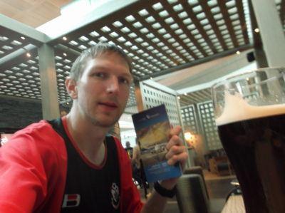 Pintage in Dubai Airport, UAE