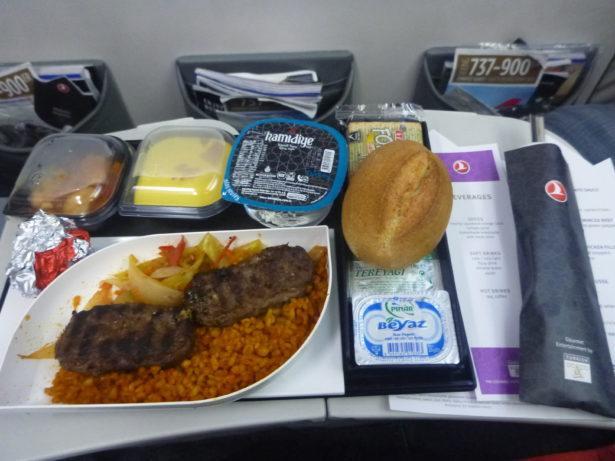 "Breakfast ""over"" Mauritania"