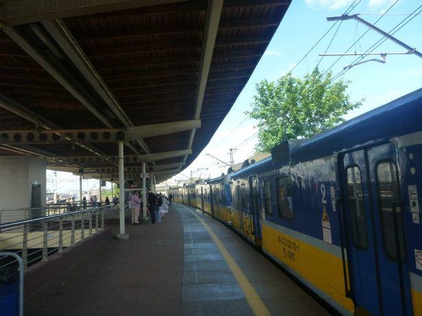 SKM train Gdansk