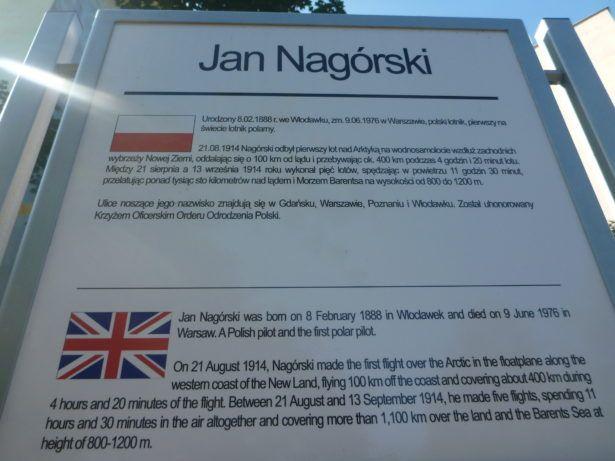 Jan Nagorski Street