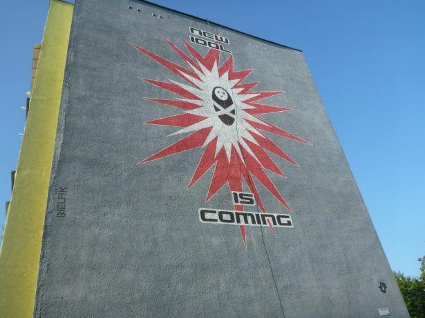 Murals of Zaspa, Gdańsk