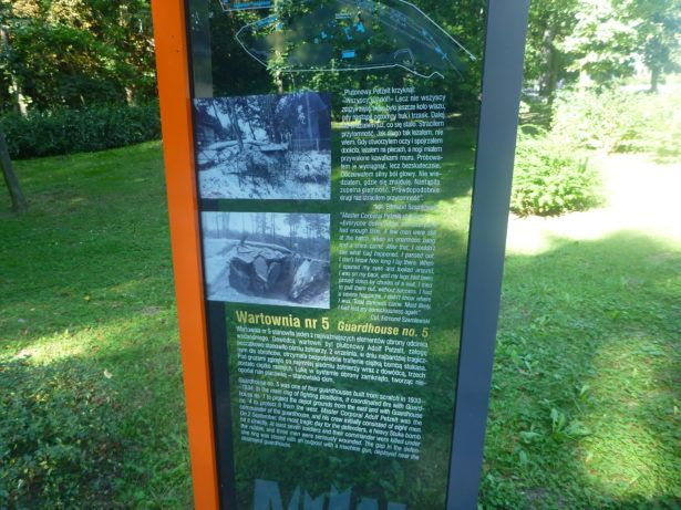 More information boards
