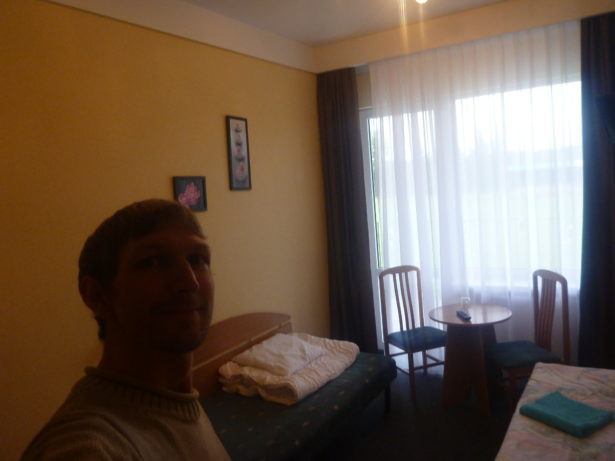 My cosy, clean Room at the Hotel Parkowy