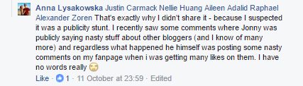 Hateful stupid bloggers who know nothing about depression