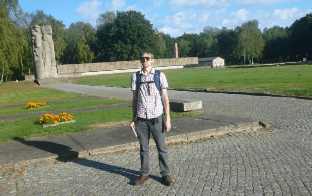 Touring the Horrific Nazi German Concentration Camp at Stutthof, Poland