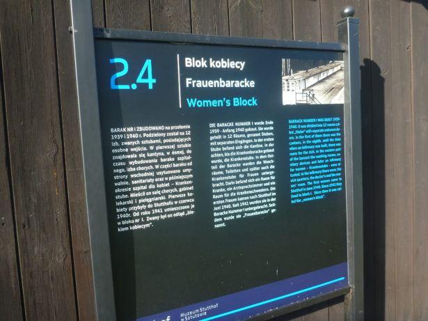 Women's blocks