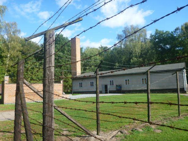 Stutthof German Concentration Camp, Poland