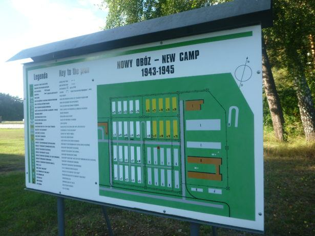 German Concentration Camp Stutthof, Poland