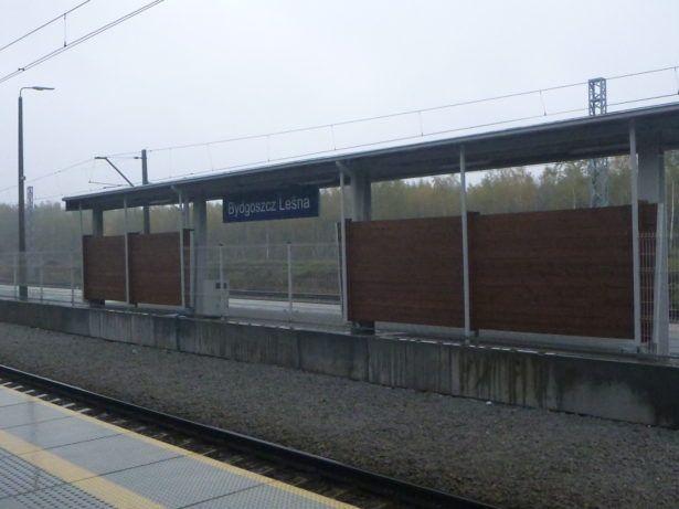 Bydgoszcz Lesna station