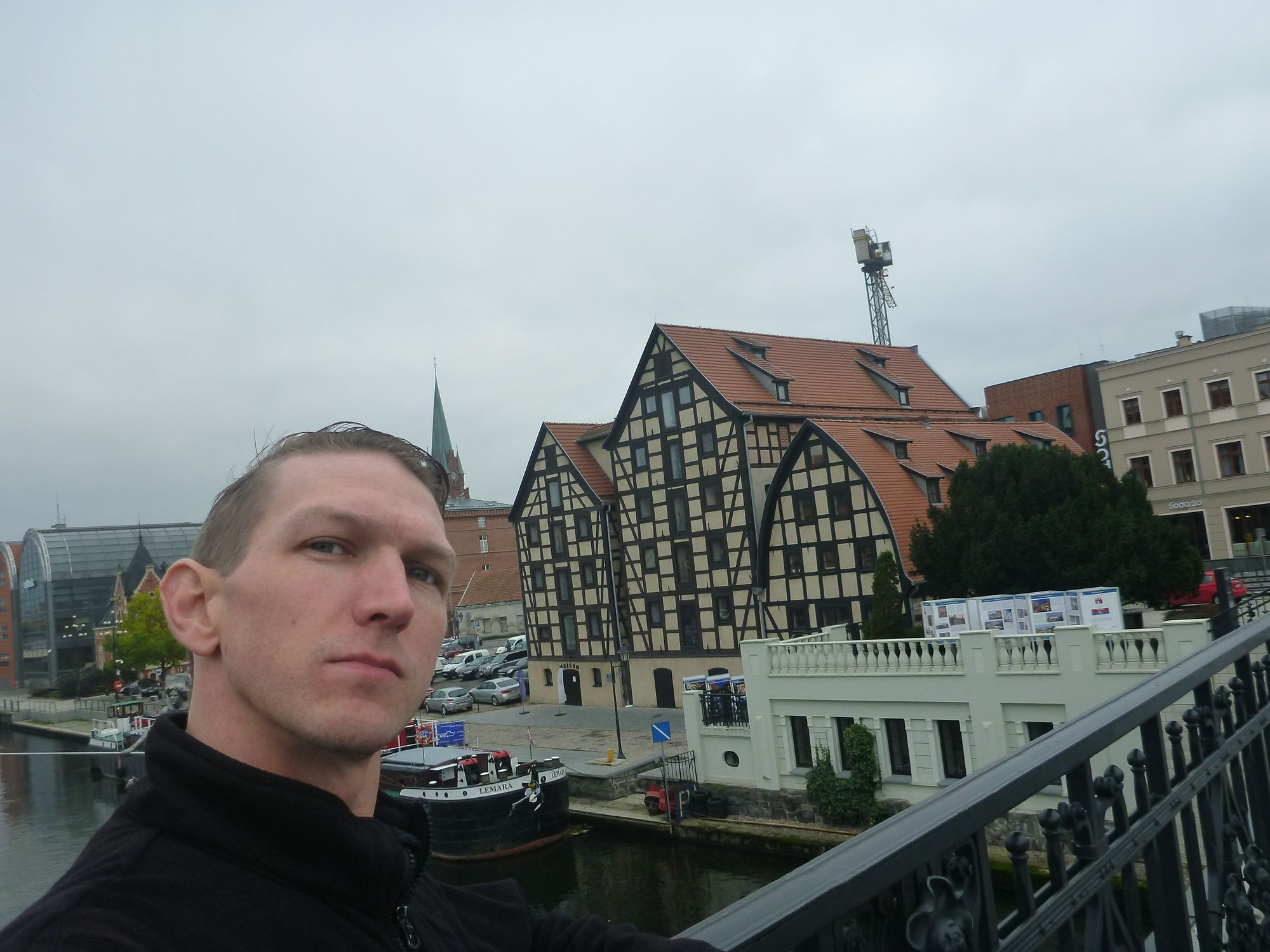 Backpacking in Poland: Top 19 Sights in Bydgoszcz