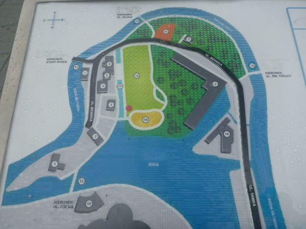 Wyspa Młyńska - Mill Island, Bydgoszcz