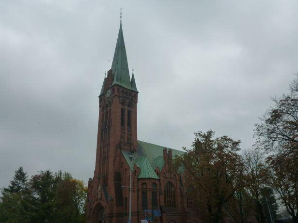 St. Andrew's Bobola Chuch