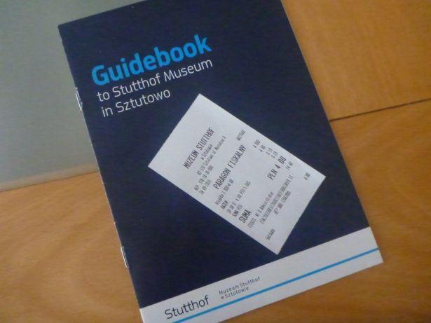 Guidebook on Stutthof