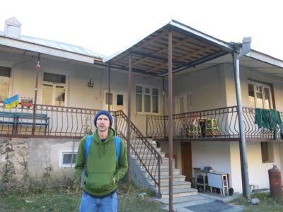 Nazi Guesthouse in Kazbegi/Gergeti, Georgia