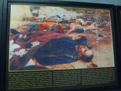 Genocide Museum in Sarajevo, Bosnia