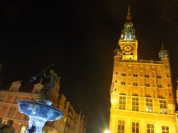Stare Miasto in Gdansk, Poland