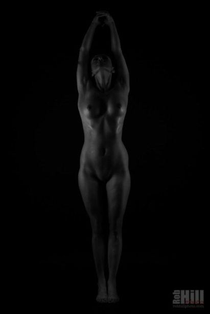 Getting Naked Again: Nude Yoga With Veronika in London, England