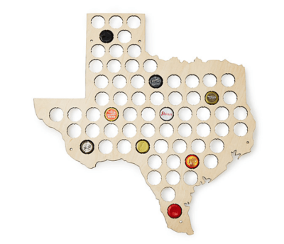 Beer Caps for all 50 US States