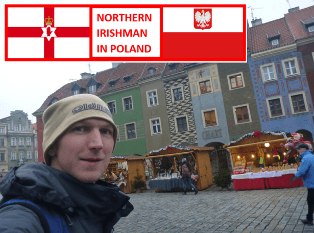 My new story - Northern Irishman in Poland