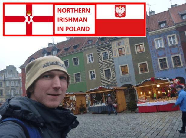 My new story - Northern Irishman in Poland
