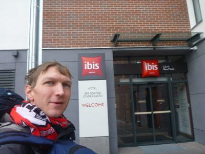 Staying at the Brand New Ibis Hotel Stare Miasto, Gdansk, Poland