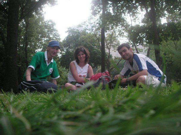 Backpacking in New York City: Central Park Tours