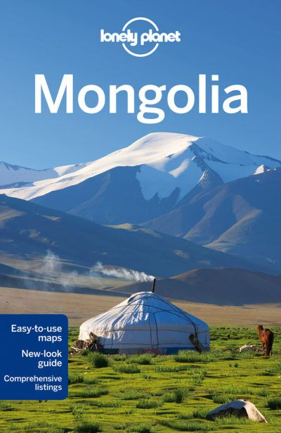 Using Lonely Planet Guides on Your Travels