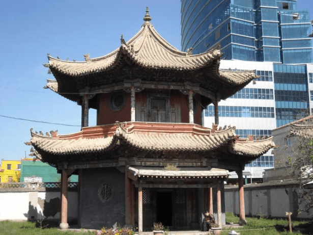 Choijin Lama Temple and Museum