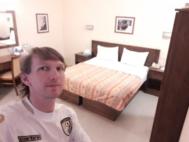 Backpacking in Gozo: Staying in the Downtown Hotel – the First Hotel in Victoria (Rabat)