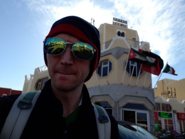 World Borders: How to Get From Morocco to Western Sahara (Marrakesh to El Aayoun by Bus)