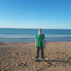 Backpacking in Morocco and Western Sahara: Suck You Algeria