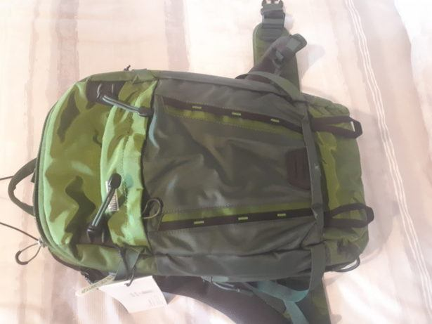Tuesday's Travel Essentials: My New Backpack - The BackLight®18L From Mindshift Gear