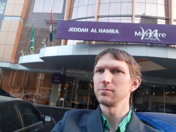 Backpacking in Saudi Arabia: Staying at the Hotel Mercure in Al Hamra, Jeddah