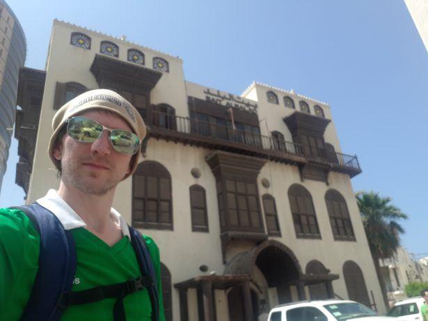 Beit Al Balad, Old Jeddah, Saudi Arabia