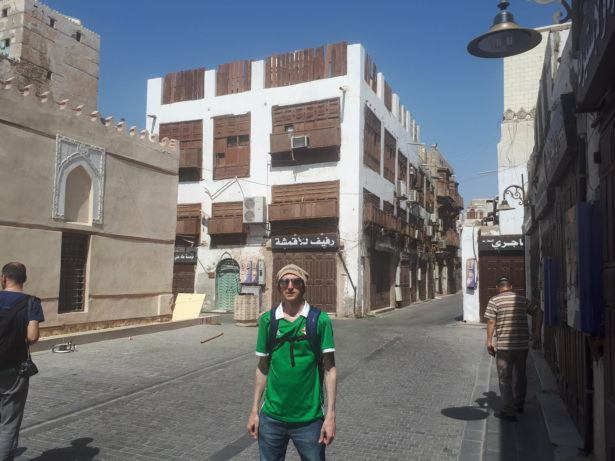 Backpacking in Saudi Arabia: Top 5 Sights in Old Town Jeddah