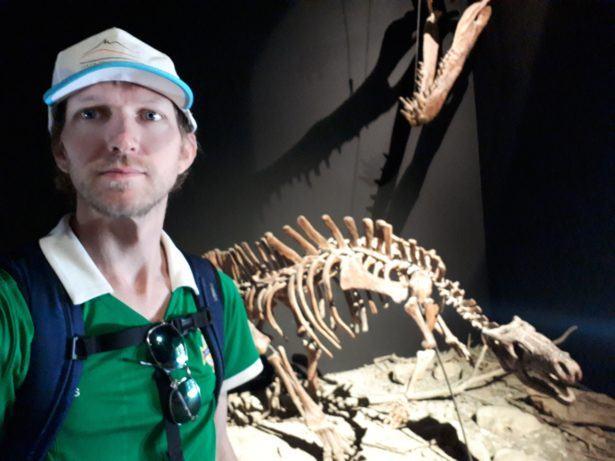 Bait Al Baranda in Oman - the special dinosaur