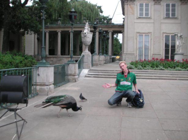Łazienki Park Warszawa, 2007