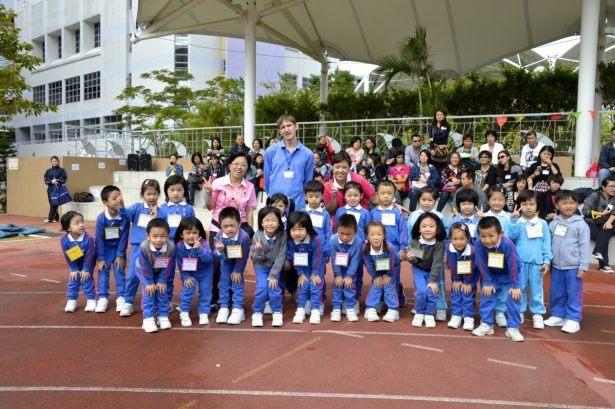 Working Wednesdays: Teaching English in Hong Kong Kindergartens