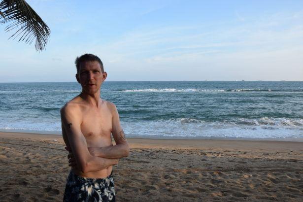 Pure, clean, beach and ocean