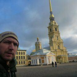 Exploring Saint Petersburg: 950 Not Out at the Kino Hostel on Pushkinskaya