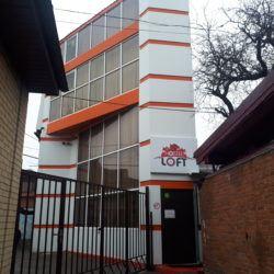 Backpacking in Russia: Budget Dorms at the Loft Hostel in Krasnodar