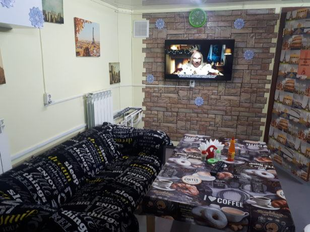 Backpacking in Russia: Budget Dorms at the Loft Hostel in Krasnodar