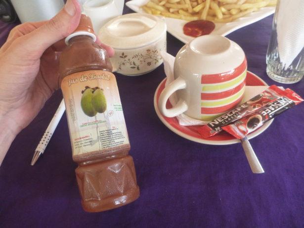 Baobab Juice in Porto Novo