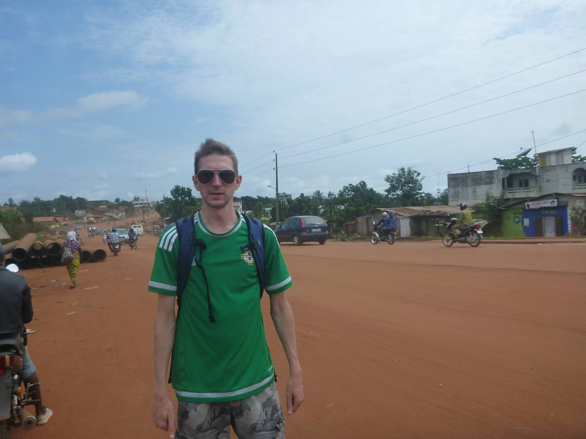 "Backpacking in Benin: Visiting the Capital City, Porto Novo ""Baby"""