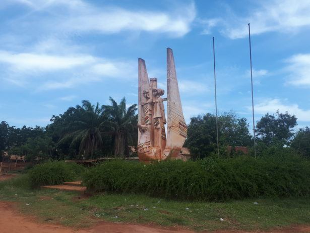 Togoville Monument