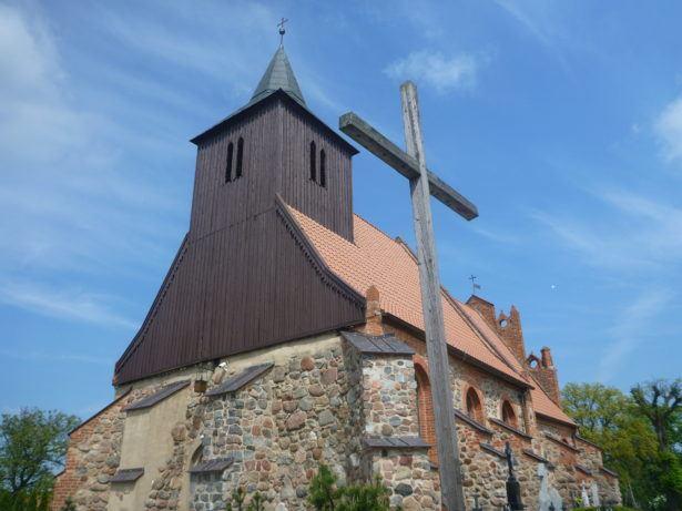St. Barbara's Church (Kościół Rzymskokatolici Swieto Barbary w Kokoszkowach)