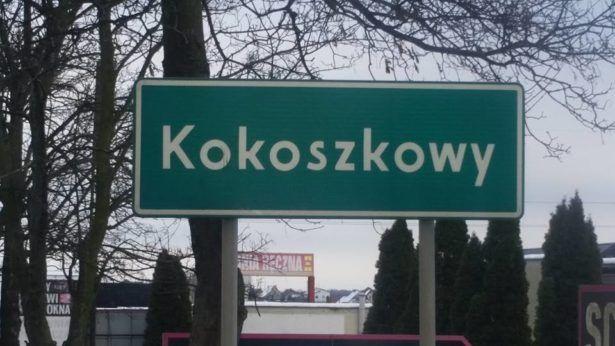 Backpacking in Kokoszkowy, Kociewie