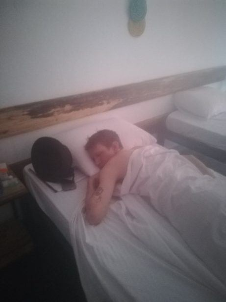Getting ill in Burundi