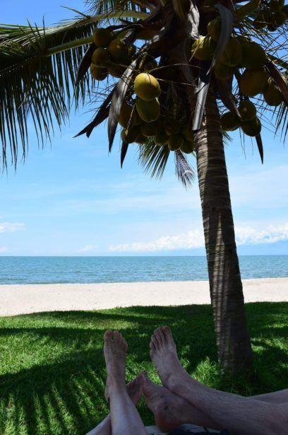 Chilling at Lake Tanganyika, Burundi