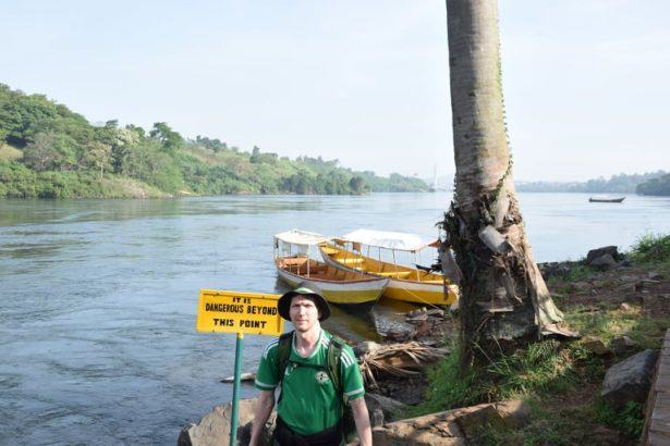 Backpacking in Uganda: Visiting The Source of The Nile River in Jinja